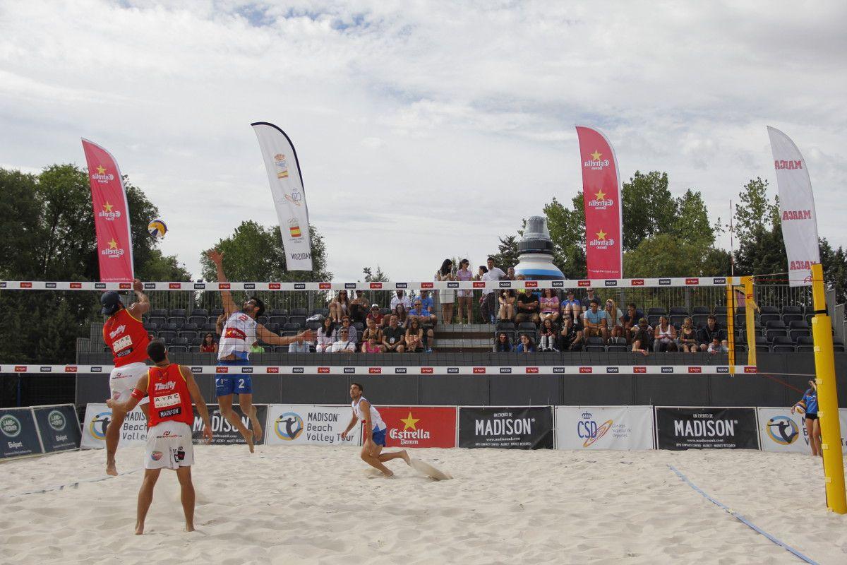 Beach Volley   Beach Volley Tour   Página 3   Beach Volley Tour - Part 3