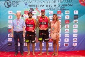 Fran y Christian campeones en Fuengirola