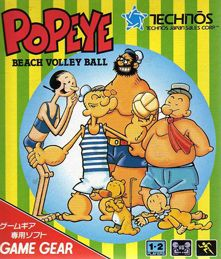 Popeye-Beach-Volley-Ball