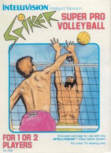 Spiker-Super-Pro-Volleyball-Intellivision
