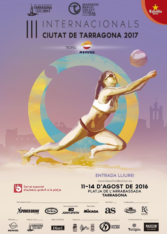 CartelMBVT2016_WOMEN-Tarragona