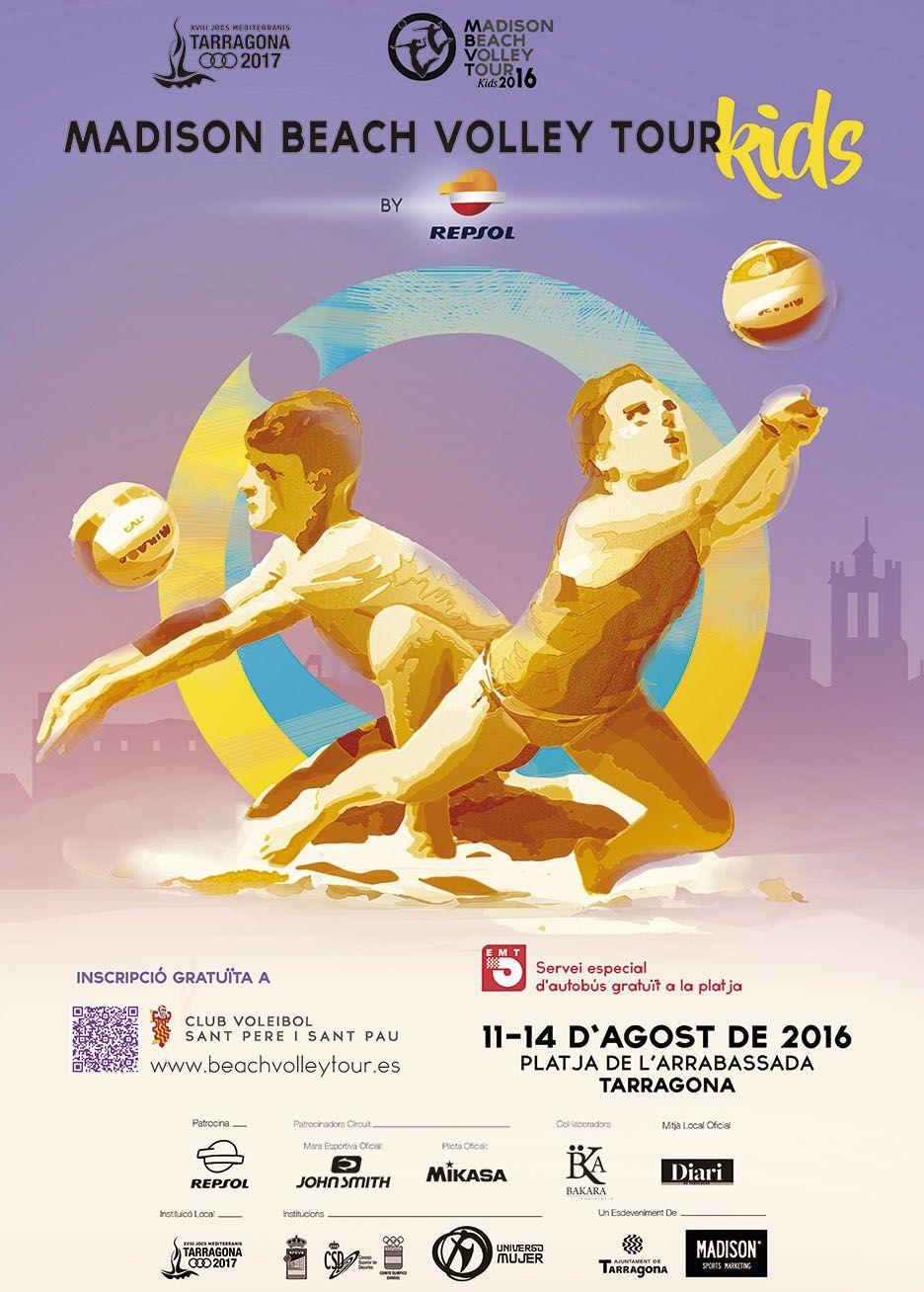 CartelMBVT2016_KIDS-Tarragona