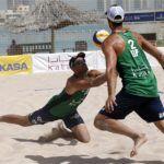 9º puesto para Herrera y Gavira en el KATARA Beach Volleyball Cup 2018 de Doha