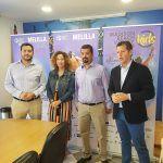 La Ciudad presenta el Melilla Open Internacional Trofeo As