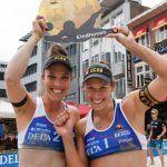 Lili Fernández y Elsa Baquerizo conquistan Holanda
