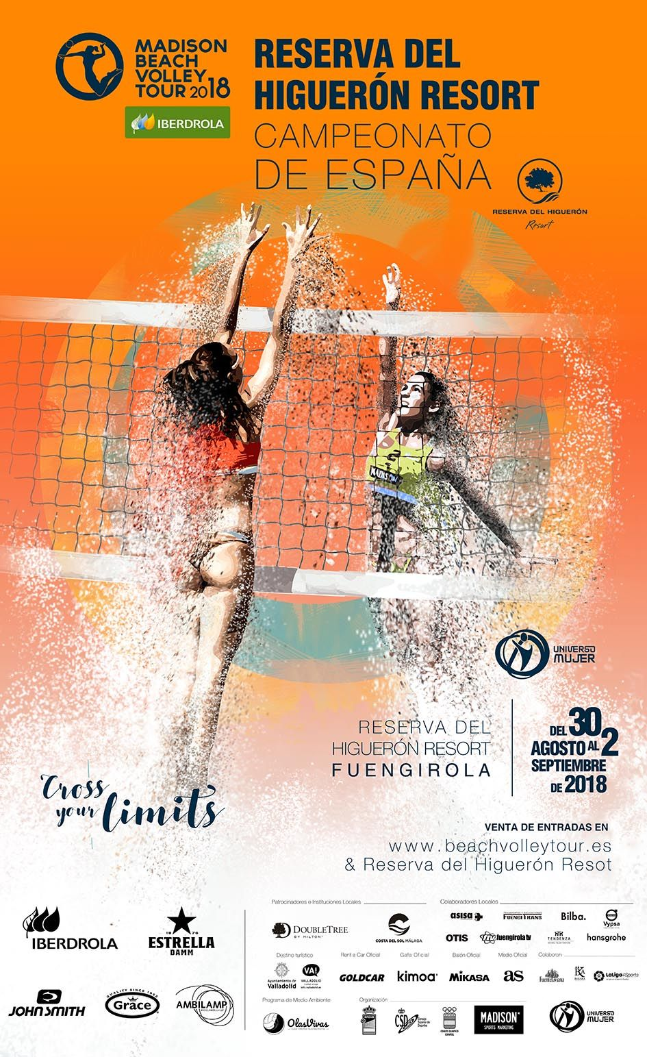 Madison Beach Volley Tour 2018