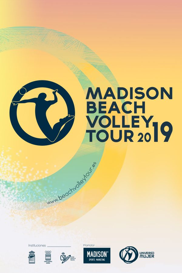 Madison Beach Volley Tour 2019