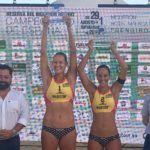 Amaranta Fernández y Ángela Lobato, un golpe en la mesa para demostrar toda su calidad
