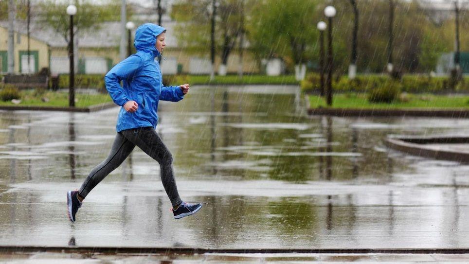 5 consejos para hacer deporte con lluvia