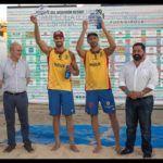 Adrián Gavira y Pablo Herrera, 11 temporadas en la élite del vóley playa