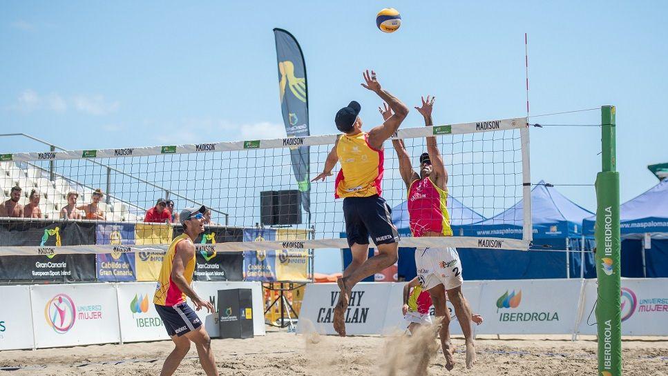 cuales son las 5 primeras reglas del voleibol