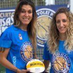 Nuria Bouza y Nazaret Florián jugarán juntas en la temporada 2020