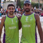 Nacho Batallán y Manu de Amo, dos temporadas apretando en el MBVT