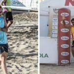 """Óscar Jiménez: """"El año que viene jugaré con Christian García, estamos a tope"""""""