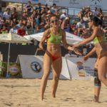 Teresa Zunzunegui y Amparo Hopf, garra y lucha en cada prueba del MBVT 2019