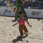 Sofía González, talento en bruto para el futuro del vóley playa nacional