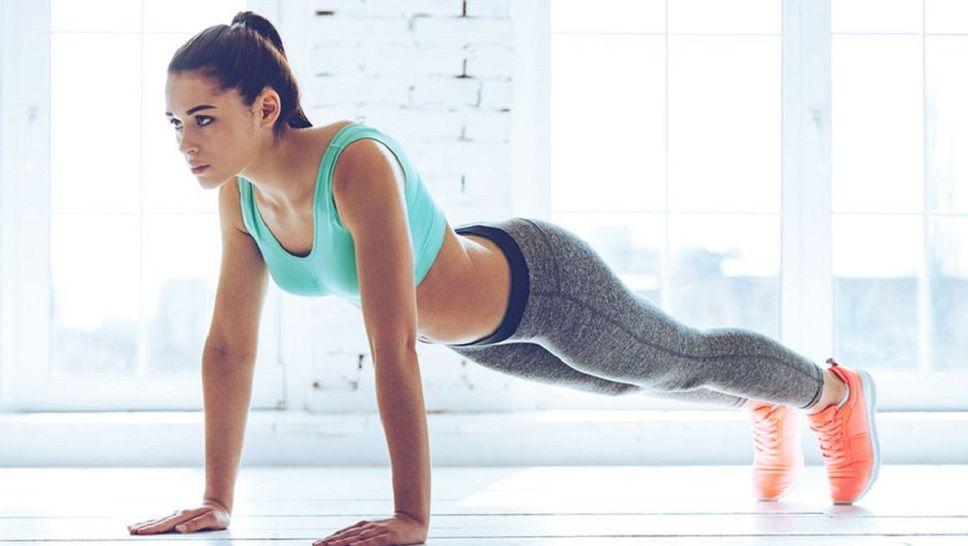 6 Ejercicios para mejorar la forma física rápidamente