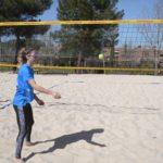 ¡Nuria y Nazaret se atreven con el #TaniaChallenge con una pelota de tenis!