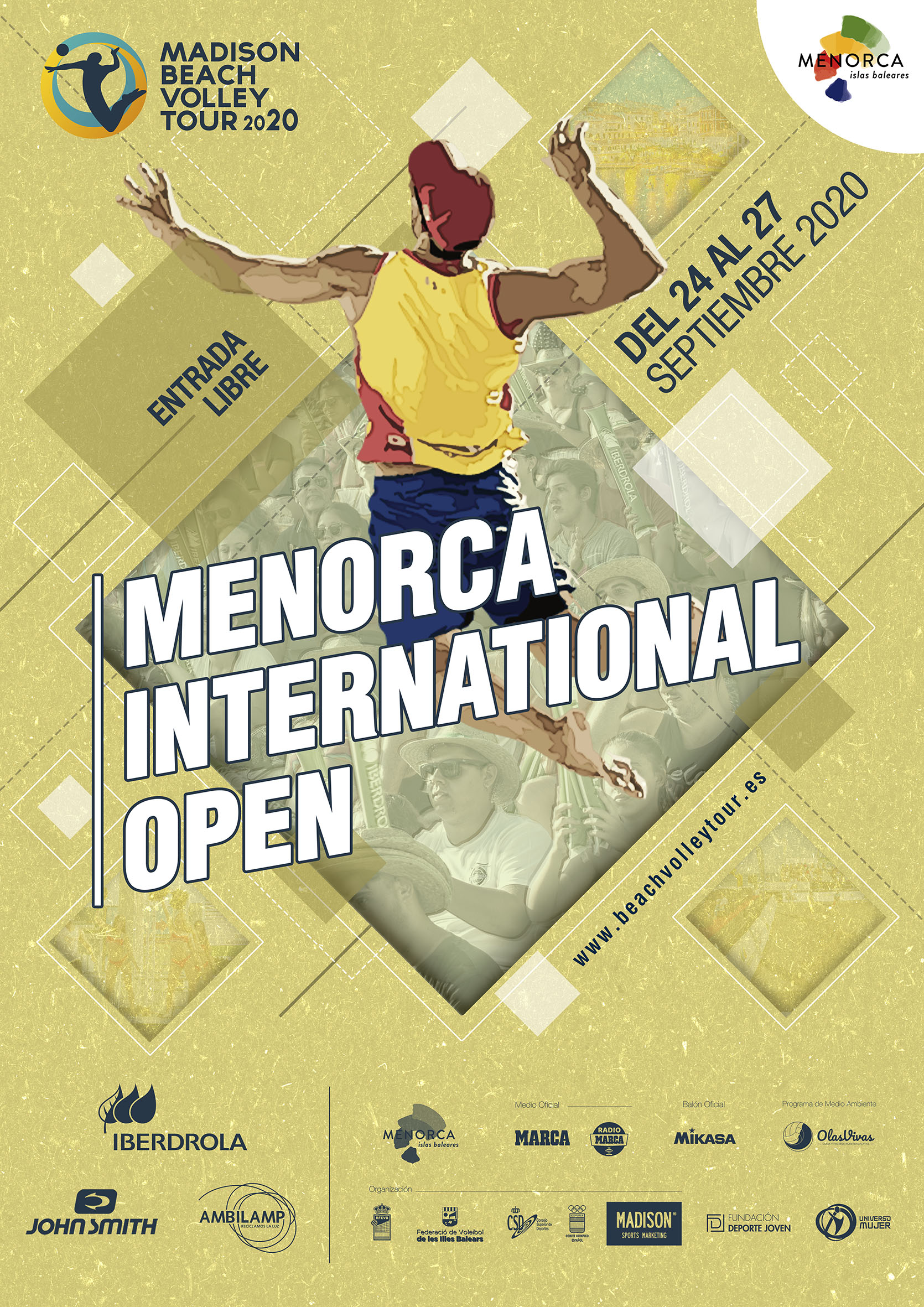 Madison Beach Volley Tour 2020