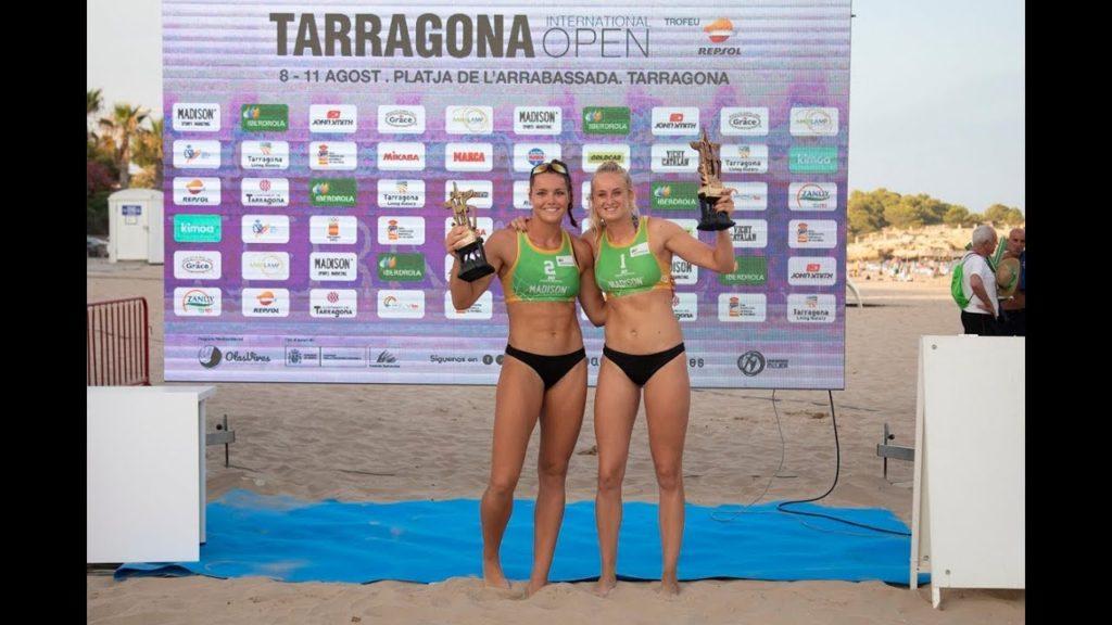 ¡Este es el punto con el que ganaron Iris y Mexime en Tarragona!