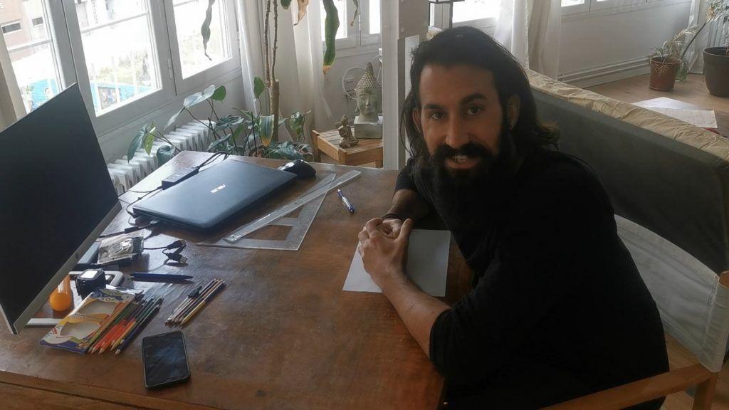 ¡Antonio Burgal convierte en arte el MBVT!