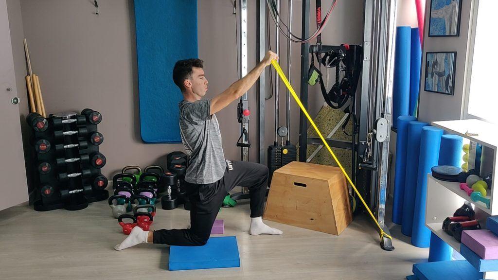 ¡Aprende a mejorar la prociocepción de tu hombro!