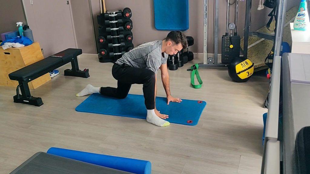¡Mejora tu movilidad de cadera con Roberto Sanfélix!