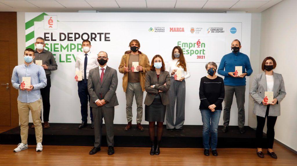 El MBVT galardonado en los premios Emprén Esport 2021