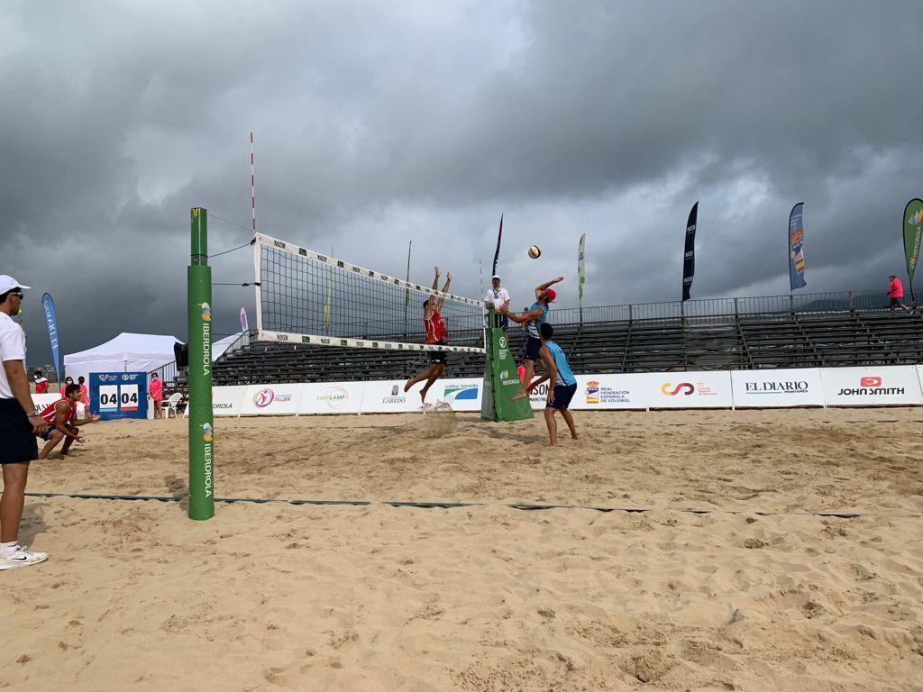 Laredo International Open ya juega su cuadro principal