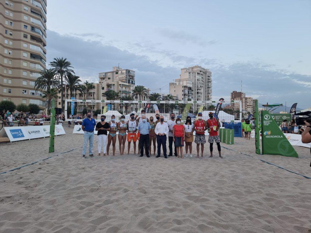Tovar/Hernández y Vergara/Moreno campeones del El Campello International Open