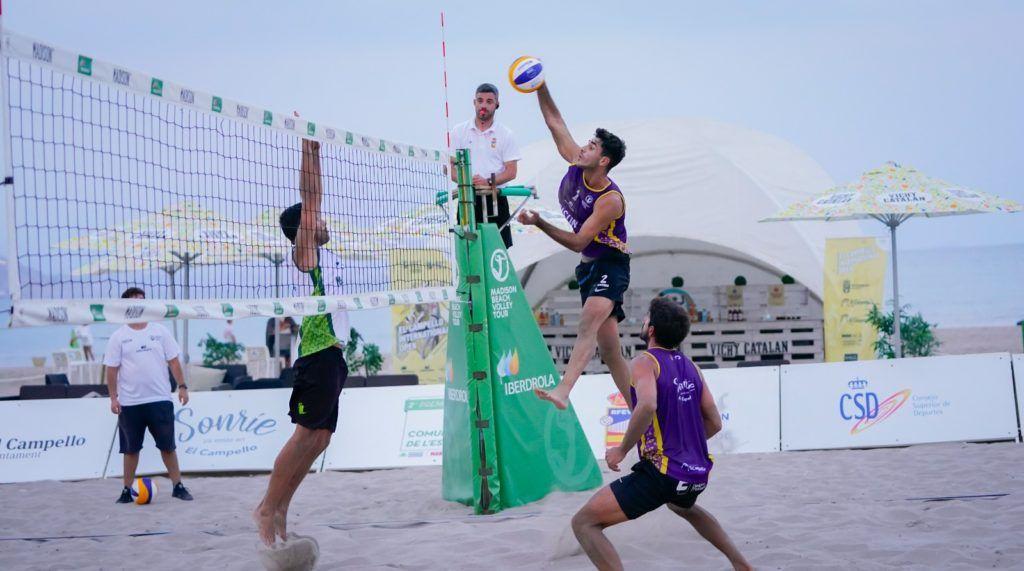 El Madison Beach Volley Tour da comienzo al cuadro principal del El Campello International Open